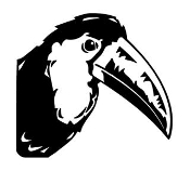 Toucan v2 Decal Sticker