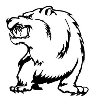 Bear v5 Decal Sticker