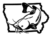 Iowa Catfish v2 Decal Sticker