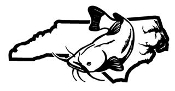 North Carolina Catfish v2 Decal Sticker