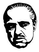 Marlon Brando Decal Sticker