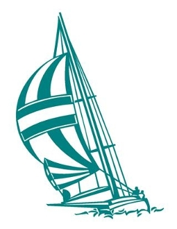 Sailboat 10 Decal Sticker