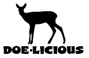 Doe Licious Decal Sticker