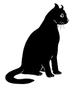 Cat v21 Decal Sticker