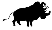 Warthog Silhouette v1 Decal Sticker