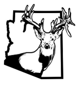 Arizona Deer Hunting v2 Decal Sticker