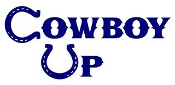 Cowboy Up v3 Decal Sticker
