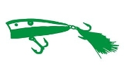 Fishing Lure v7 Decal Sticker