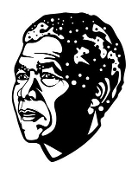 Nelson Mandela Decal Sticker