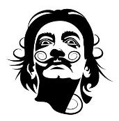 Salvador Dali Decal Sticker