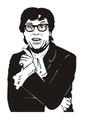 Austin Powers Decal Sticker