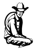 Cowboy v5 Decal Sticker