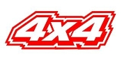 4x4 Design v10 Decal Sticker