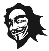 Anonymous Decal Sticker