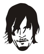 Daryl Dixon Decal Sticker