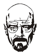 Walter White Decal Sticker
