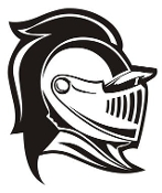 Knight Helmet v6 Decal Sticker