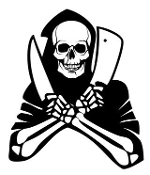 Grim Reaper v11 Decal Sticker