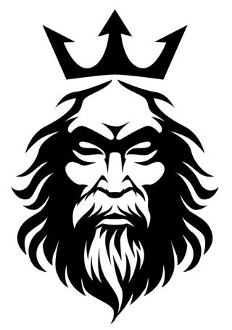 Poseidon v1 Decal Sticker