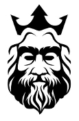 Poseidon v3 Decal Sticker
