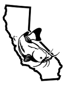 California Catfish Decal Sticker