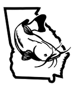 Georgia Catfish Decal Sticker