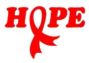 Hope Decal Sticker