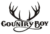 Country Boy v3 Decal Sticker