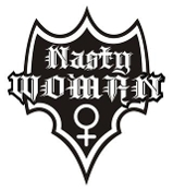 Nasty Woman v2 Decal Sticker