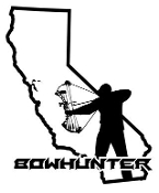 California Bowhunter v3 Decal Sticker