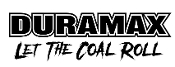 Duramax Let the Coal Roll v3 Decal Sticker