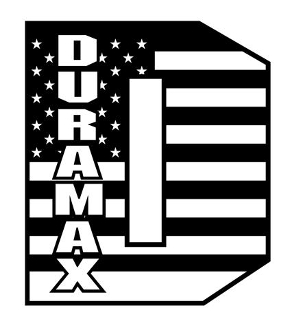 Duramax v7 Decal Sticker