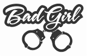 Bad Girl v6 Decal Sticker