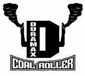 Duramax Coal Roller v5 Decal Sticker