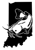 Indiana Catfish Decal Sticker