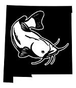 New Mexico Catfish Decal Sticker