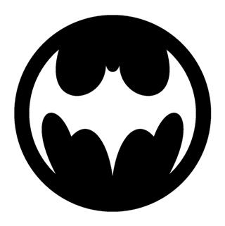 Batman v10 Decal Sticker