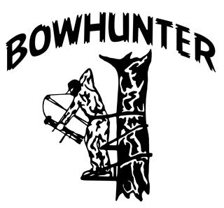 Bowhunter v6 Decal Sticker