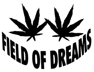 Field of Dreams Decal Sticker