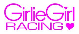 Girlie Girl Racing Decal Sticker