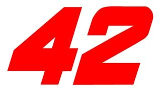 Larson 42 Decal Sticker