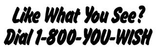 Like What You See Decal Sticker