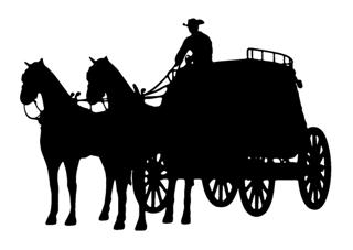 Stage Coach v3 Decal Sticker