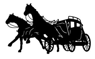 Stage Coach v4 Decal Sticker