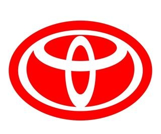 Toyota v7 Decal Sticker